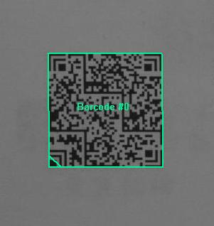 漢信碼(HanXin)二維條碼辨識模組