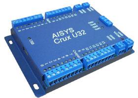 AISYS CRUX U32 數位類比I/O模組 TTL規格