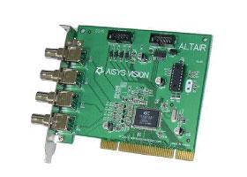AISYS ALTAIR 影像擷取卡 適合NTSC / PAL相容類比攝影機