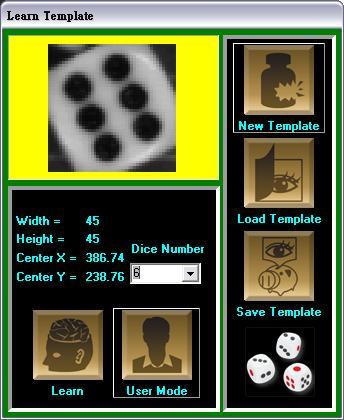 DiceReader 骰子辨識模組