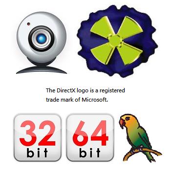 OVK Lite for DirectShow - 適用於DirectShow相容攝影機的軟體開發工具
